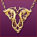 Click on the Celtic Necklet above to view more Necklets